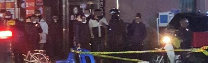 대림동에서 중국동포간 살인사건....50대 남녀 두명 …