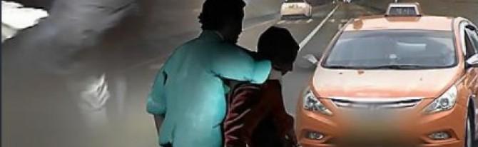 50대 중국동포 한국에서 긴급체포 되였슴다!! 택시기사…